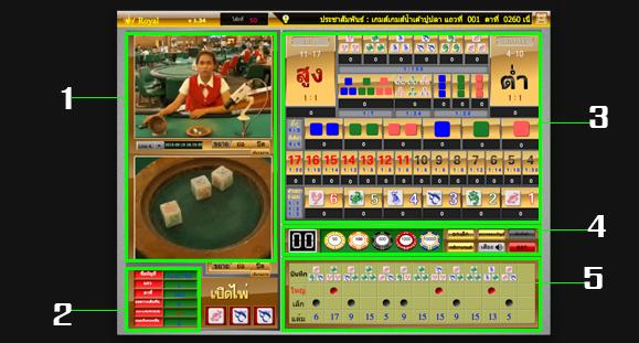 gclub casino namtao
