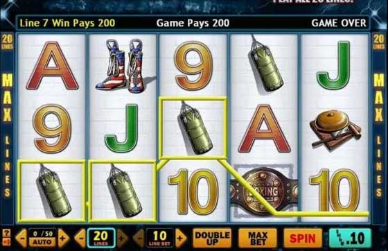 gclub boxing slot