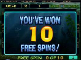 gclub goldfish free spin